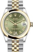 Rolex Datejust 278243-0016 31 mm Steel and Yellow Gold