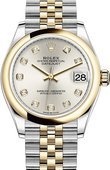 Rolex Datejust 278243-0020 31 mm Steel and Yellow Gold