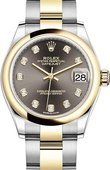 Rolex Datejust 278243-0021 31 mm Steel and Yellow Gold