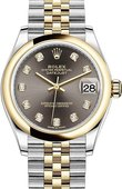 Rolex Datejust 278243-0022 31mm Steel and Yellow Gold