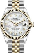 Rolex Datejust 278273-0028 31mm Steel and Yellow Gold