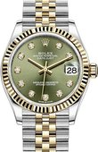 Rolex Datejust 278273-0030 31 mm Steel and Yellow Gold