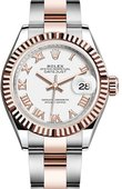 Rolex Datejust 279171-0022 28 mm Steel and Everose Gold