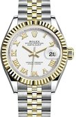 Rolex Datejust 279173-0023 28 mm Steel and Yellow Gold