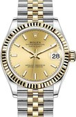 Rolex Datejust 278273-0014 31 mm Steel and Yellow Gold