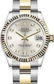 Rolex Datejust 278273-0019 31 mm Steel and Yellow Gold