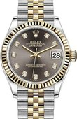 Rolex Datejust 278273-0022 31 mm Steel and Yellow Gold