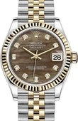 Rolex Datejust 278273-0024 31 mm Steel and Yellow Gold