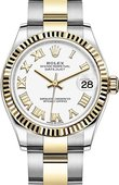 Rolex Datejust 278273-0001 31mm Steel and Yellow Gold