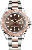 Rolex Yacht Master II 126621-0001 40 mm Steel and Everose Gold