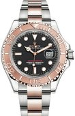 Rolex Yacht Master II 126621-0002 40 mm Steel and Everose Gold