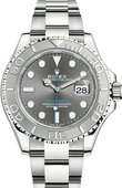 Rolex Yacht Master II 126622-0001 40 mm Oystersteel and Platinum