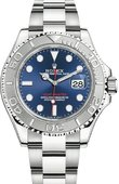 Rolex Yacht Master II 126622-0002 40 mm Oystersteel and Platinum