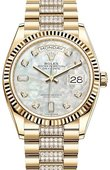 Rolex Часы Rolex Day-Date 128238-0032 36 mm Yellow Gold