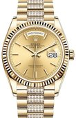 Rolex Часы Rolex Day-Date 128238-0046 36 mm Yellow Gold