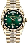 Rolex Часы Rolex Day-Date 128238-0070 36 mm Yellow Gold
