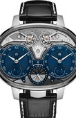 Armin Strom Часы Armin Strom Special Editions Dual Time Resonance WG Sapphire