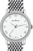 Blancpain Часы Blancpain Villeret 6104-1127-MMB Ultra-Slim Automatic 29mm