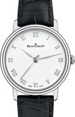 Blancpain Часы Blancpain Villeret 6104-1127-55A Ultra-Slim Automatic 29 mm