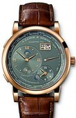 A.Lange and Sohne Lange 1 116.033 Time Zone
