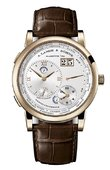 A.Lange and Sohne Lange 1 116.050 Time Zone Honey Gold