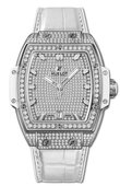 Hublot Spirit of Big Bang 665.NE.9010.LR.1604 39 mm Titanium Full Pave Diamonds