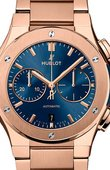 Hublot Classic Fusion 540.OX.7180.OX Chronograph 42mm King Gold Bracelet