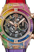 Hublot Big Bang Unico 411.OX.9910.LR.0999 45 mm Rainbow King Gold