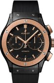 Hublot Classic Fusion 521.CO.1181.RX Chronograph Ceramic King Gold