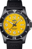 Breitling SuperOcean M17368D71I1S1 Automatic 46 Blacksteel