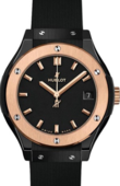 Hublot Часы Hublot Classic Fusion 581.CO.1181.RX Quartz 33