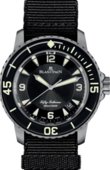 Blancpain Часы Blancpain Fifty Fathoms 5015-12B30-NABA Automatique