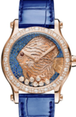 Chopard Happy Sport 274891-5019 Happy Fish 36 mm Automatic