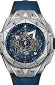 Hublot Big Bang Unico 418.NX.5107.RX.MXM20 Sang Bleu II 45 mm