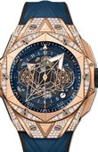 Hublot Big Bang Unico 418.OX.5108.RX.1604.MXM20 Sang Bleu II 45 mm