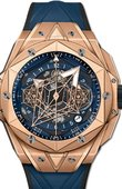 Hublot Big Bang Unico 418.OX.5108.RX.MXM20 Sang Bleu II 45 mm