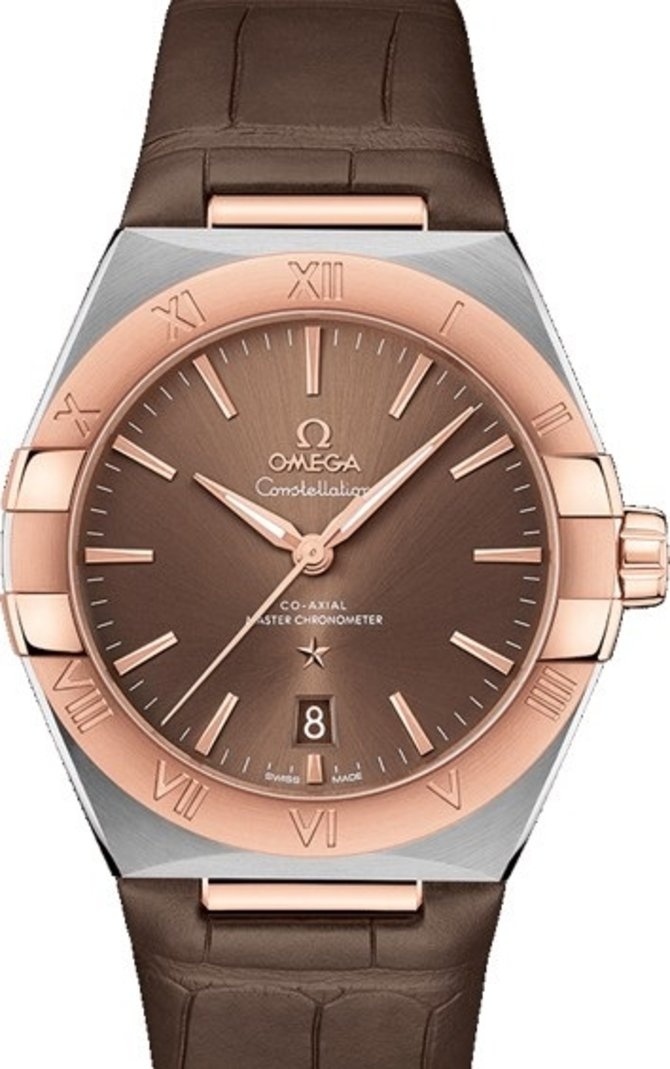 Omega 131.23.39.20.13.001 Constellation Co-Axial Master Chronometer 39 mm
