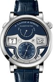 A.Lange and Sohne Lange Zeitwerk 147.028 Minute Repeater