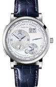 A.Lange and Sohne Lange 1 116.066 Anniversary Time Zone