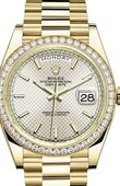 Rolex Day-Date 228348RBR-0005 40 mm Yellow Gold