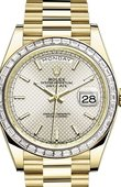 Rolex Day-Date 228398TBR-0005 40 mm Yellow Gold