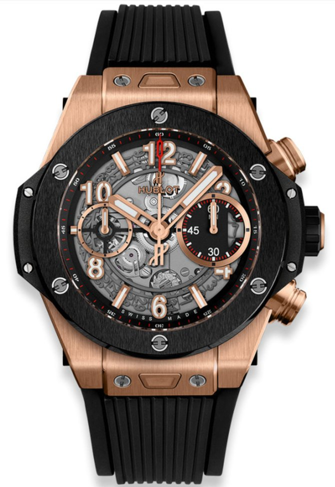 Hublot 441.OM.1180.RX Big Bang King 42 mm King Gold Ceramic