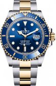 Rolex Submariner 126613lb-0002 Date 41 mm Steel and Yellow Gold
