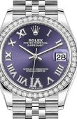 Rolex Datejust Ladies 278384RBR-0030 Jubilee Perpetual 31 mm