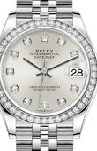 Rolex Datejust Ladies 278384RBR-0034 Jubilee Perpetual 31 mm