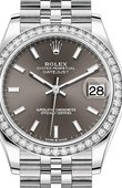 Rolex Datejust Ladies 278384RBR-0020 Jubilee Perpetual 31 mm
