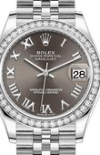 Rolex Datejust Ladies 278384RBR-0026 Jubilee Perpetual 31 mm