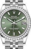 Rolex Datejust Ladies 278384RBR-0022 Jubilee Perpetual 31 mm
