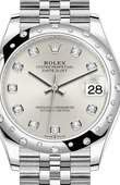 Rolex Datejust Ladies 278344RBR-0032 Jubilee Perpetual 31 mm