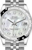 Rolex Datejust Ladies 278344RBR-0006 Jubilee Perpetual 31 mm